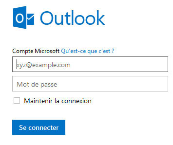 Se Connecter à Hotmail Hotmailfr